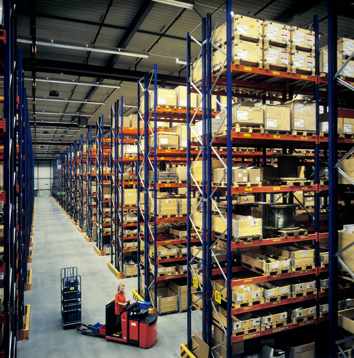 50 Things To Free Up Warehouse Space